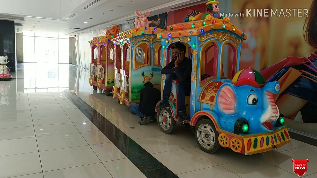 Gardens Galleria Mall Lucknow 6