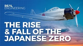 The Rise and Fall of the Japanese Zero