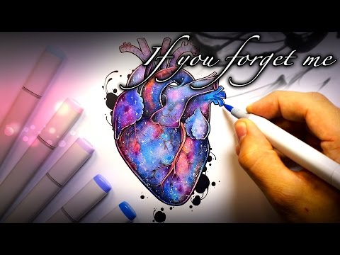 If You Forget Me - Relaxing Art & Poetry
