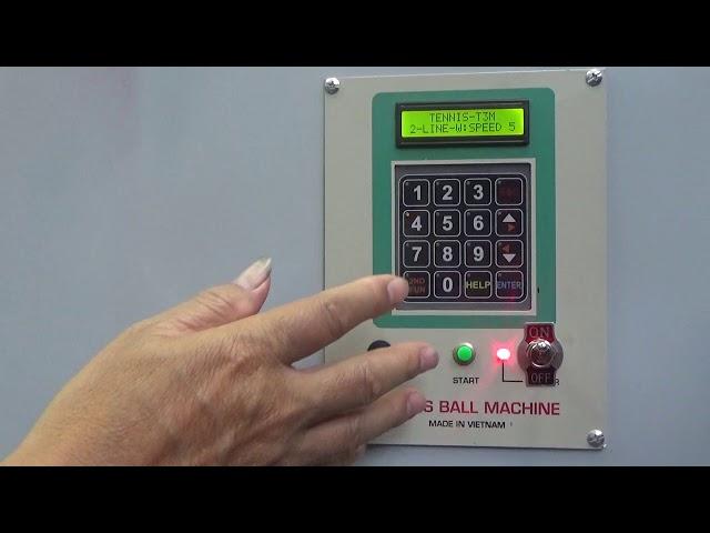 Mặt máy TENNIS bàn phím cảm ứng
