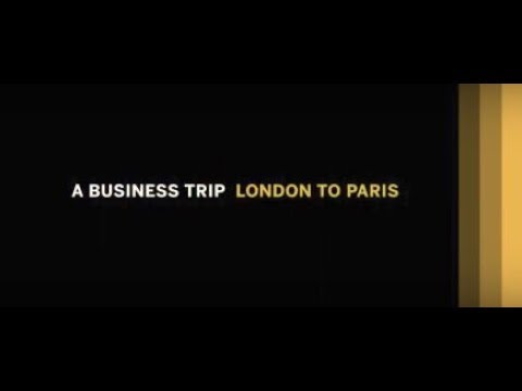 Concur Travel and Expense: A Business Trip from London to Paris