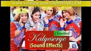 KALYESERYE Sound Effects (Comedy Noises, Laugh Tracks, etc.)