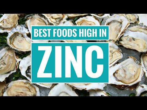 The 6 Best Foods That Are High in Zinc