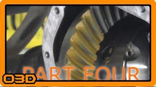 Rear Axle Upgrades and Diff School - Part Four - Gear Mesh & Pinion Preload
