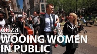 Repeat youtube video Wooing Women in Public