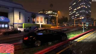 GTA V PC #2 - Noční akce