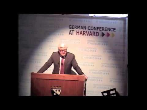 2013 SECURITY POLICY Keynote by Frank-Walter Steinmeier