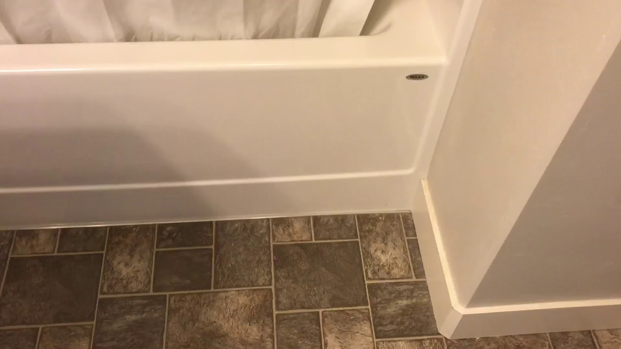 How To Prevent Water Damage To Your Baseboards Youtube