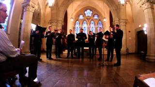 Renaissance Men: Swansea Town from Six Choral Folk Songs - Holst