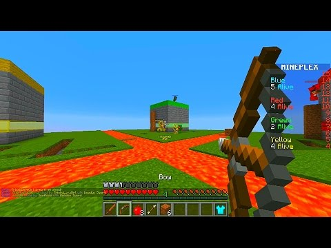 Minecraft MICRO BATTLES PVP #2 with The Pack (Minecraft Mini PVP)