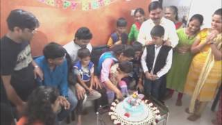 Happy Birthday Celebration Video