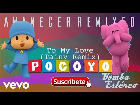 Bomba Estéreo - To my love(Official video)by Pocoyo
