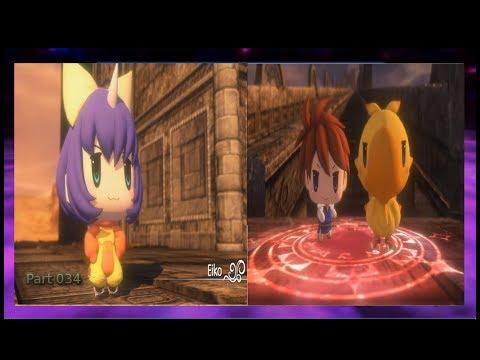 World Of Final Fantasy Maxima (Blind) Ger 034 (Show Time Für Eiko)
