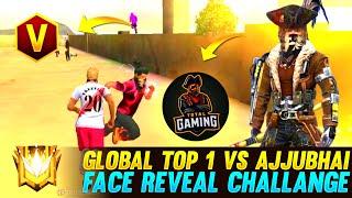 Download GLOBAL TOP 1 VS AJJUBHAI 94😱    TOP 1 GLOBAL PLAYER    GARENA FREE FIRE