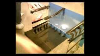 How To Make A Fish Tank Diy Acrylic Aquarium Part 4 Gluing Edge's