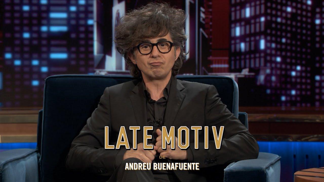 LATE MOTIV - Berto Romero. Este consultorio es un regalo | #LateMotiv876