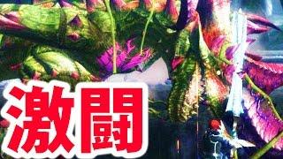 【MHF-Z実況】激闘!『エスピナス辿異種』【リベンジ編】【モンハンフロンティアZ】