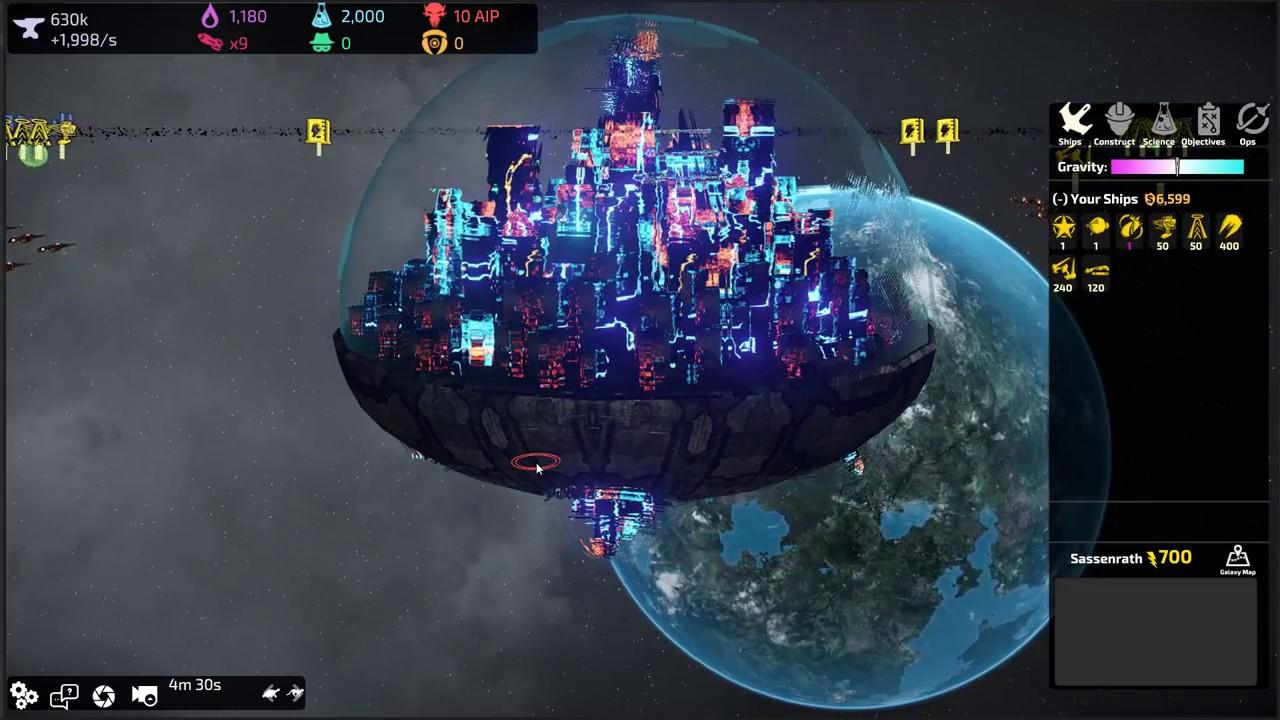 Ai War ai war 2 ark: gyrn, the voidhome
