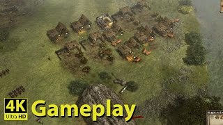 Stronghold 3 Gold - 4K GAMEPLAY