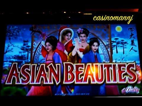 Asian Beauties - MAX BET! - Slot Machine Bonus - 동영상