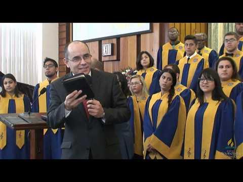 Culto , Marzo 26 Coro pro musica , de la Universidad Adventista de las Antillas