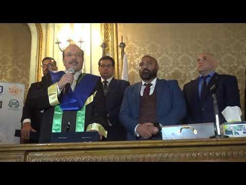 مجدي سبع يقبل تكليفه برئاسة منظمة الصحة العربية ويتحدث عن الكورونا انها اضحوكة جديدة