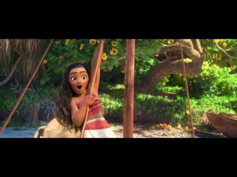 Moana  Thunder Imagine Dragons