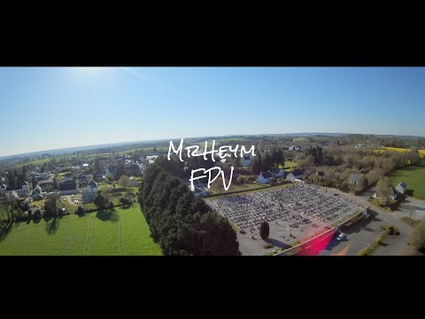 Фото FPV in Querrien - Betafpv 85X HD
