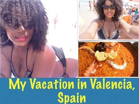 Travel Vlog  * My Weekend in Valencia, Spain July 2015