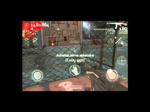 call of duty world at war zombies iphone hack