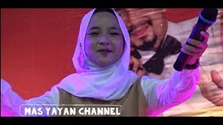 """ New "" Ya Habibal Qalbi Nissa Sabyan Live UGM JOGJAKARTA"