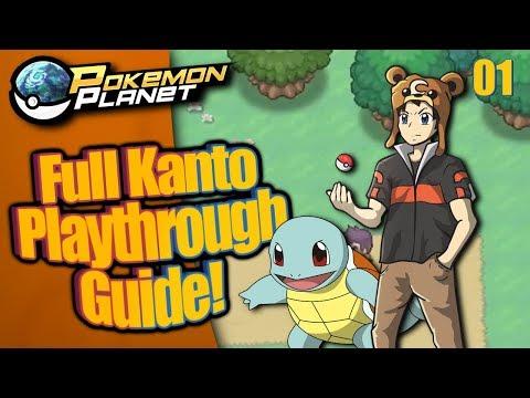 Pokemon Planet - Gameplay guide! #1