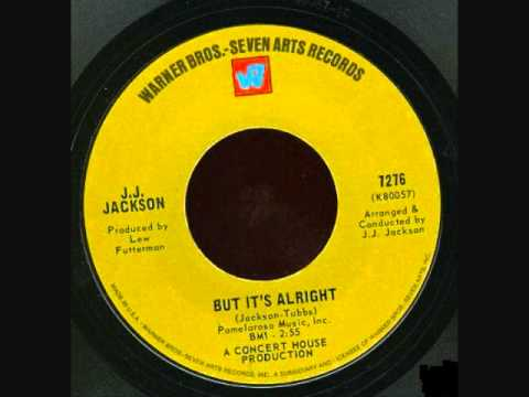 J.J. Jackson - Ain't Too Proud To Beg
