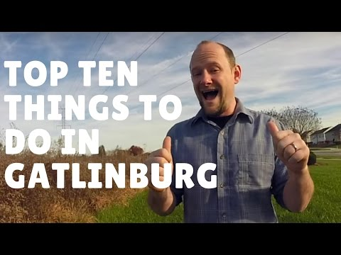 Impossibilities' 10 Things to do in Gatlinburg Tennessee (besides our Magic show)