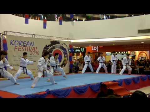 K-Tigers Amazing Full Performance in Brunei 23.10.2016