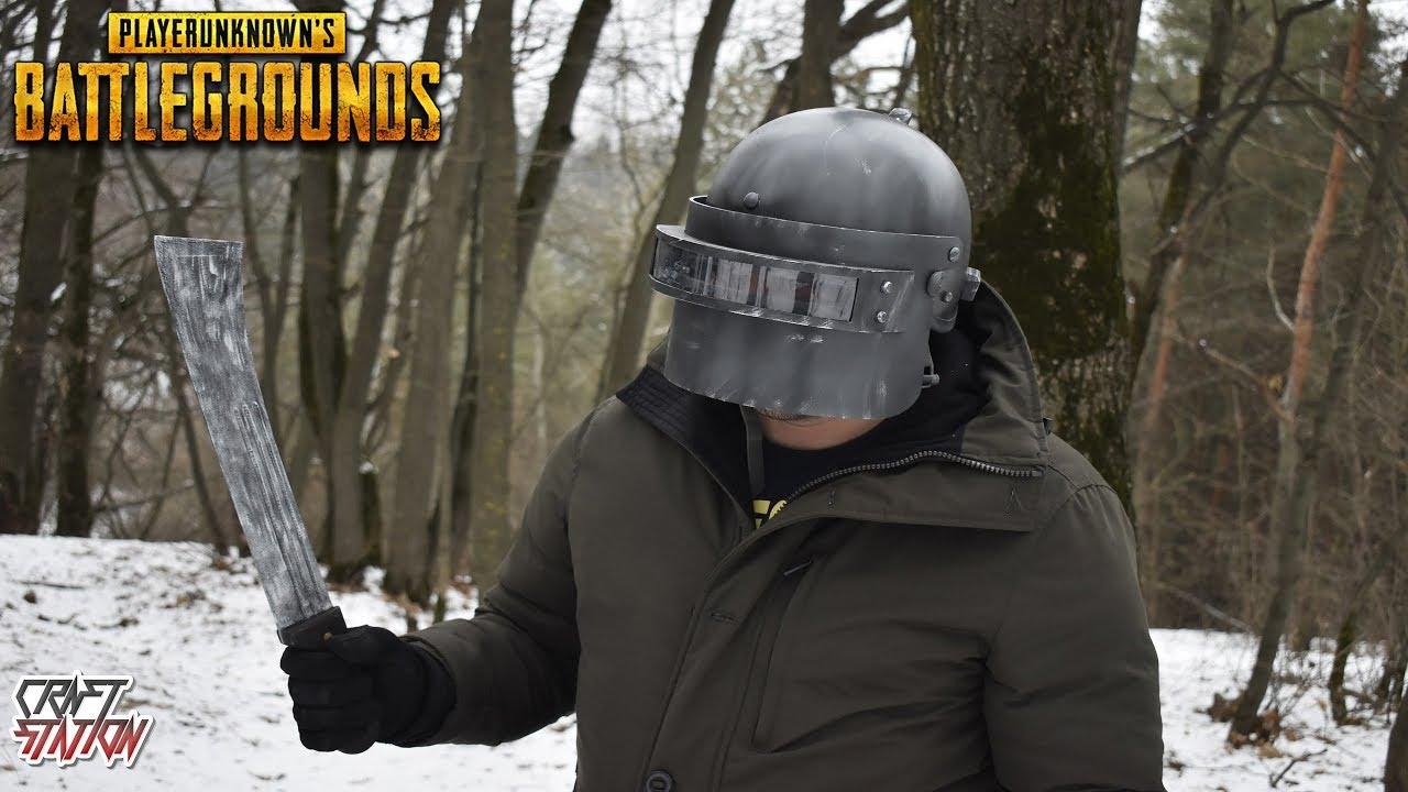 Helmet - mũ PUBG Level 3