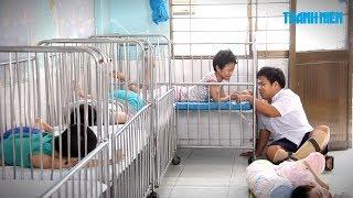 NGÔI NHÀ CHUNG của những đứa trẻ không gia đình