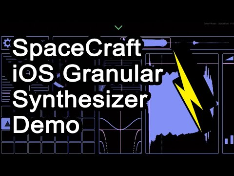 spacecraft granular synth - photo #6