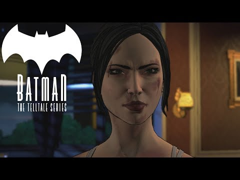 CATWOMAN'S GAMES - Batman Telltale Series - The Enemy Within ep. 11