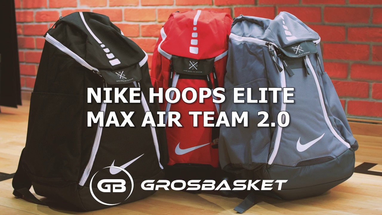 Nike Hoops Elite Max Air Team Backpack. Grosbasket Basketball Shop e12ba678f
