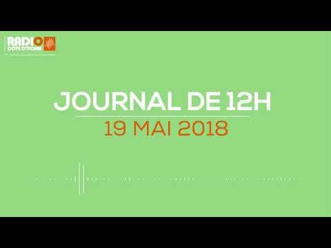 Le journal de 12H00 du 19 avril 2018 - Radio Côte d'Ivoire