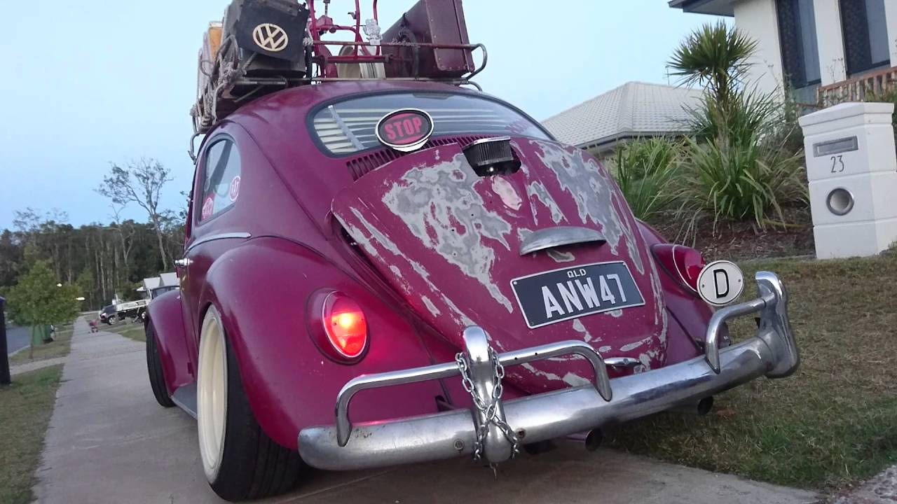 1964 Supercharged Volkswagen Beetle