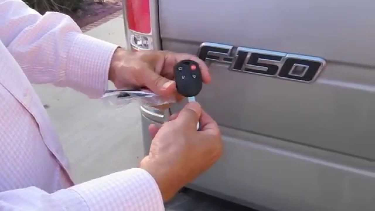 FAIL Replace Ford Truck Key Program Yourself Spare F150 Did Not Work - YouTube & FAIL Replace Ford Truck Key Program Yourself Spare F150 Did Not ... markmcfarlin.com