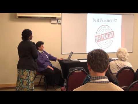 Rose Kanyunyuzi & The Rev. Alison Barfoot: Building Cross-Cultural Partnerships