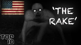 Top 10 American Urban Legends