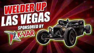Welder Up Las Vegas // John Bartolo Show