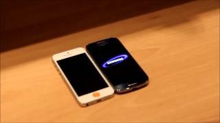 apple iphone 5 vs samsung galaxy s iv mini duos что лучше и что покупать