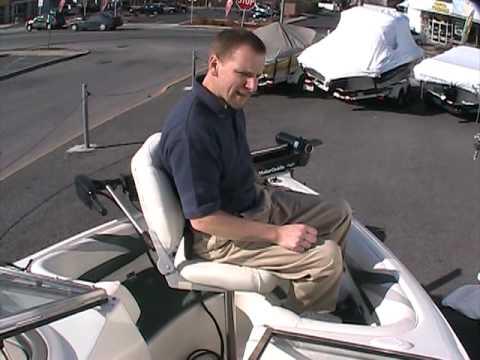 1999 Larson 186 Fish N Ski At Peters Marine Service
