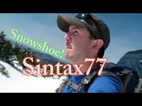 Snowshoeing the Presidential Range - Backpacking the White Mountains in Spring