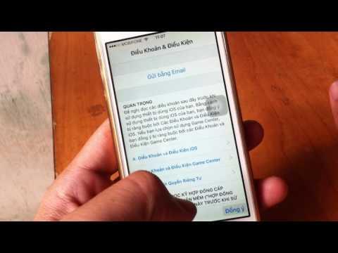 Hướng Dẫn Cách Cập Nhật Phần Mềm IOS Trên Iphone 4,5,6,7 - Hai Nguyen Channel